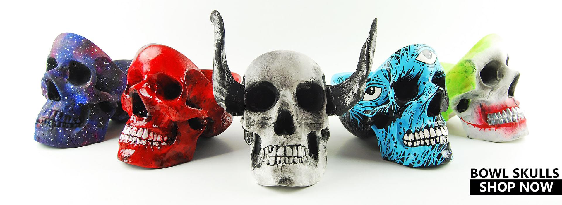 Cranii bol decorative Creeps