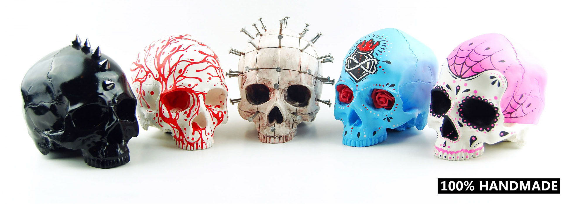 Cranii decorative Creeps