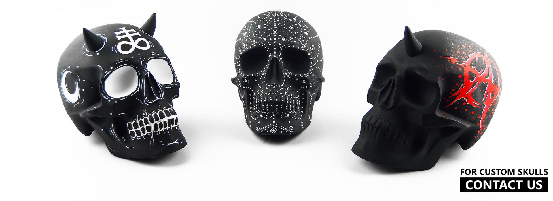 Cranii decorative personalizate
