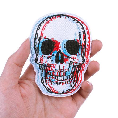 3D Skull Patch