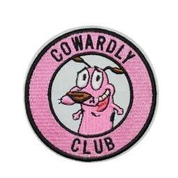 COURAGE DOG PATCH