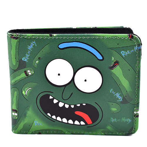 Pickle Rick Wallet