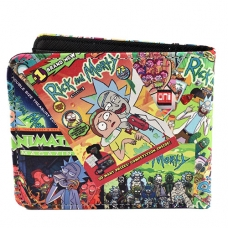 RICK & MORTY WALLET II