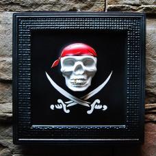 Tablou Pirate Skull